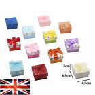 1 - 24 Wholesale BOW Gift Boxes For Jewellery Wedding Favour GIFT Box Packaging