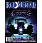 """RUE MORGUE MAGAZINE ISSUE #188 MAY/JUNE 2019 Feature """"ON THE TRAIL OF A VAMPIRE"""" image"""