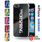The Offspring Music Logo Engraved CD Phone Cover Case - iPhone & Samsung Models