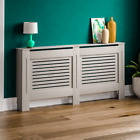 Radiator Cover White Unfinished Modern Traditional Wood Grill Cabinet Furniture