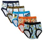 Nickelodeon Little Boys' SpongeBob Brief Pack of 5