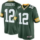 Nike NFL Men's #12 Aaron Rodgers Green Bay Packers Limited Jersey