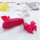 Stockings Holiday Birthday Gifts Mini Bow Knot Baby Socks Cute Princess Girls