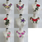 new flower collar Floral Applique Trim Decorated Lace Collar 1pcs sell @9