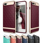 PARALLAX Series Slim Shockproof TPU Bumper Case Cover For iPhone & Samsung Phone