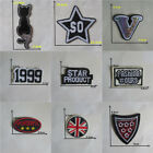 Patches For Clothing Embroidered Appliques DIY Apparel Accessories Patches @29