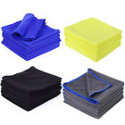 10/40/60 LARGE MICROFIBRE CLEANING AUTO CAR DETAILING SOFT CLOTHS TOWEL DUSTER