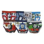 Внешний вид - Thomas the Tank Engine Train Toddler Boys' 7 Pack Underwear Briefs …