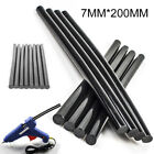 10 Pcs 7MM*200MM Black Hot Glue Melt Sticks Auto Repair Tools Car Dent Paintless