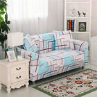 Spandex Slipcovers Sofa Cover Protector for 1 2 3 4 seater oAUr Floral sj