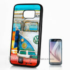 ( For S6 S7 Edge S8 S8+ Plus ) Back Case Cover A10030 Kombi Van