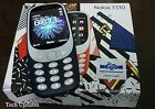 NOKIA 3310 Dual SIM 2MP Camera Unlocked SIM Free Retro Classic Phone NEW 2017