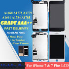 For iPhone7 7 Plus Full LCD Display 3DTouch Screen Digitizer Replacement+Camera