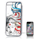 Silver iPhone 5 5S SE 6 6S 7 Plus Case Cover A10113 Wonder Woman