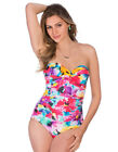 Miraclesuit Lovely Lady Barcelona Pink Foam Cup Swimsuit 364343