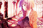 Poster Silk Kyoukai no Kanata Mirai Japan Anime Room Art Wall Cloth Print 513