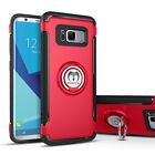 For Samsung Galaxy Note 9 8/S8/S9+Plus Ring Holder Shockproof Armor Case Cover