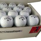 Callaway CHROME SOFT Golf Lake Balls Pearl/A or MINT 12,20,24,40 - Great Value!