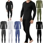 NEW MENS THERMAL FULL SETS UNDERWEAR LONG SLEEVES TOPS LONG JOHNS KIDS BODYSUITS