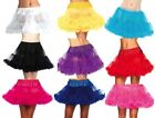 Leg Avenue Layered Tulle Petticoat/Tutu Fancy Dress Accessory 8-12