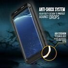 For Samsung S8/iPhone Shockproof Waterproof Aluminum Heavy Duty Metal Case Cover