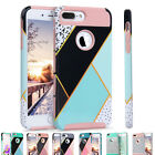 Shockproof Armor Heavy Duty Rubber Hybrid Phone Case Cover For iPhone 7 7 Plus 6