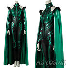 Thor Ragnarok Hela Cosplay Costume Cosplay Jumpsuit Halloween Outfit All Size