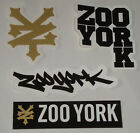 ZOO YORK Skateboard Sticker - Assorted design Skate stickers