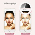 Selfie Portable LED Ring Fill Light  for iPhone 6/7 Android Camera Photography