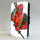 Dead Pool Gun Art Marvel FLIP PHONE CASE COVER fits IPHONE SAMSUNG