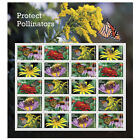 Купить USPS New Protect Pollinators Full Pane of 20