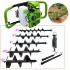 52cc hole digger ground drilling machine Earth drill  Tree Planting Gas powered