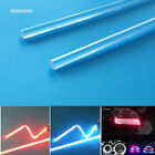 6mm 8mm 1.6FT Car Headlight Eyebrow LED Lighting Side Glow Fiber Optic Cable DIY