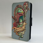 Boba Fett Star Wars Bounty Hunter FLIP PHONE CASE COVER fits IPHONE SAMSUNG £8.95 GBP