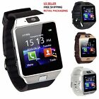 Latest Bluetooth Stylish Watch with Camera Text Call Mic for iPhone Samsung LG