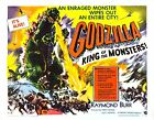 Godzilla King of the Monsters Vintage Movie Poster Sizes A4 - A0 UK Seller  E020
