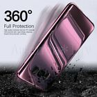 Hybrid 360° Full Slim Hard shockproof Case Cover For Samsung Galaxy S8 / S8 Plus