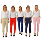 TOMMY HILFIGER Ladies Cropped Chino | SALE | RRP £100