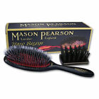 Mason Pearson BN2 'Junior' Hair Brush (Dark Ruby, Blue, Ivory, Pink)