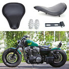 Black Motorcycle Spring Solo Seat For Harley Davidson Cross Bones Forty Eight US $69.97 USD on eBay