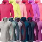 New Womens Columbia Glacial Fleece III 1/2 Zip Top Sweatshirts Pullover Sweaters