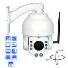 New  720P 2.8-12mm Auto-focus PTZ Wireless WiFi Outdoor IP Camera H.264 IR-CUT