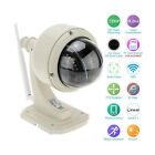 720P 2.8-12mm Auto-focus PTZ Wireless WiFi Outdoor IP Camera H.264 IR-CUT US
