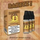 Eco Vape Taste of America Bakeyz Lemon Tearz - Amerion Lemon Cookie 30ml