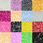 Half Pearl Many Color 2MM 3MM 4MM 5MM 6MM 8MM Nail Art Cabochon Craft Decor
