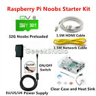 16GB Noobs Operating System Console Accessories Starter Kit For Raspberry Pi 3
