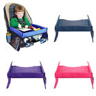Multicolor Baby Children's Tray for Car Seat Plane Portable Travel