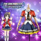 The Idolmaster MILLION LIVE!Theater Days SJ Dress Cosplay Costume Custom