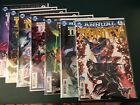 DC Trinity Issues 6 - 12 plus Annual #1 (Excellent condition)