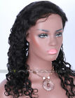 Brazilian Curly Lace Front Wigs Remy Human Hair Wigs For Black Women 130 density